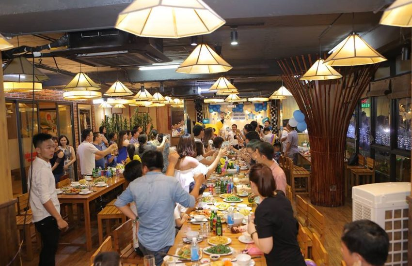 Gợi ý lựa chọn địa điểm tổ chức tất niên sang trọng tại Hà Nội