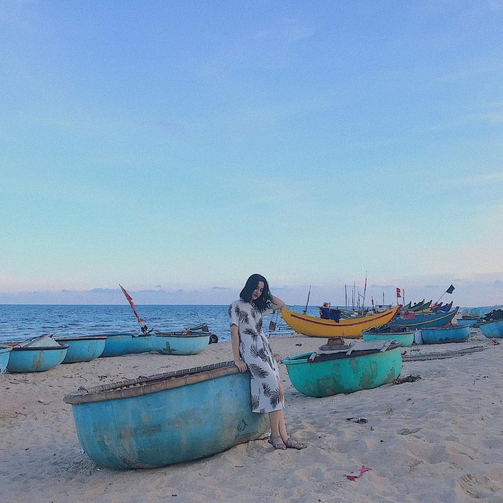 """Ghiền """"cuộc sống biển"""" tại Phước Hải"""