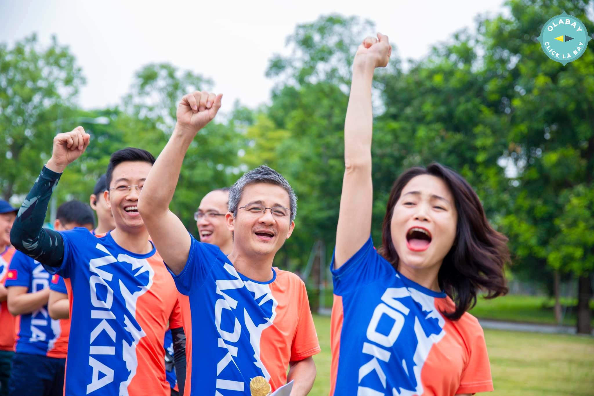 Ngày hội Thể dục Thể thao Nokia Việt Nam Sports Day – 25/10/2020 tại Ecopark