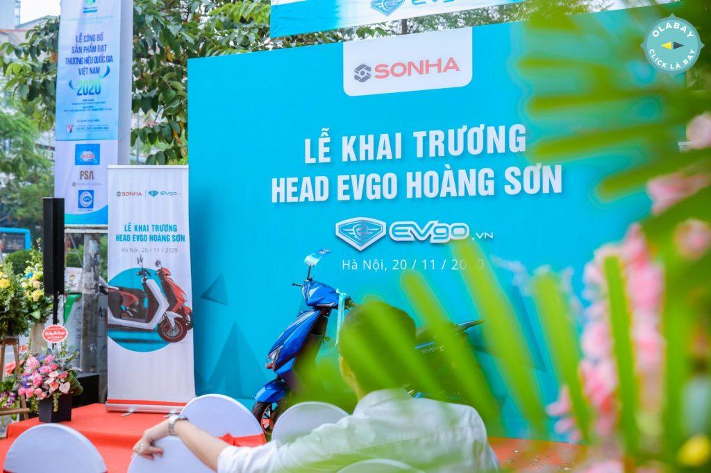 Sự kiện khai trương showroom Head EVgo Hoàng Sơn