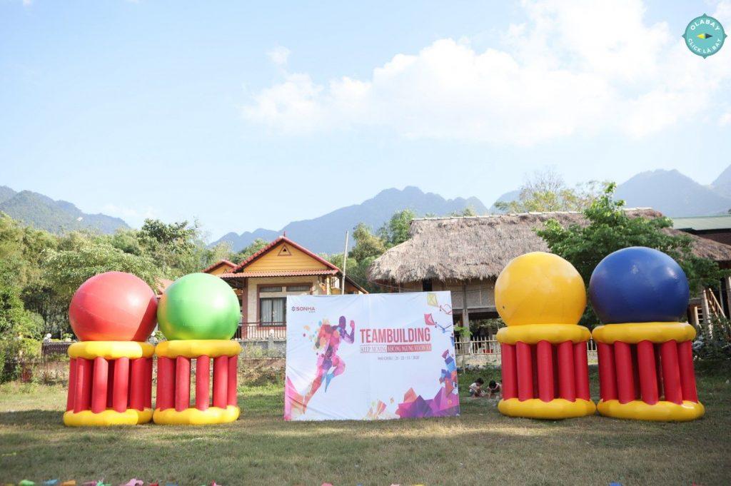 Team Building Keep moving – Không ngừng vươn xa Sơn Hà SSP Việt Nam